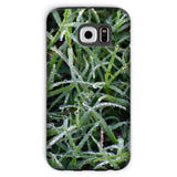 Early Morning Dew On Grass Phone Case Galaxy S6 / Tough Gloss & Tablet Cases