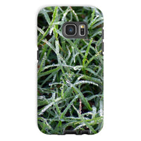 Early Morning Dew On Grass Phone Case Galaxy S7 / Tough Gloss & Tablet Cases