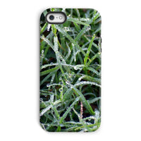 Early Morning Dew On Grass Phone Case Iphone 5/5S / Tough Gloss & Tablet Cases
