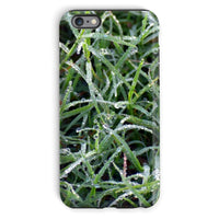 Early Morning Dew On Grass Phone Case Iphone 6 Plus / Tough Gloss & Tablet Cases