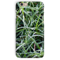 Early Morning Dew On Grass Phone Case Iphone 6 / Snap Gloss & Tablet Cases
