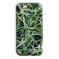 Early Morning Dew On Grass Phone Case Iphone 6 / Tough Gloss & Tablet Cases