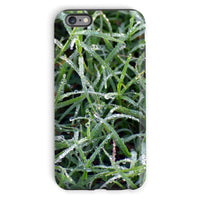 Early Morning Dew On Grass Phone Case Iphone 6S Plus / Tough Gloss & Tablet Cases