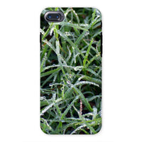 Early Morning Dew On Grass Phone Case Iphone 7 / Tough Gloss & Tablet Cases