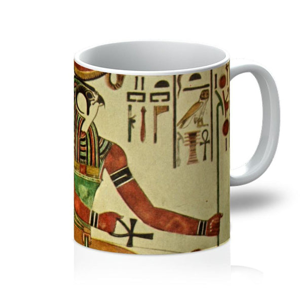 Egyptian Wall 1956 Mug 11Oz Homeware