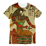 Egyptian Wall 1956 Sublimation T-Shirt Xs Apparel