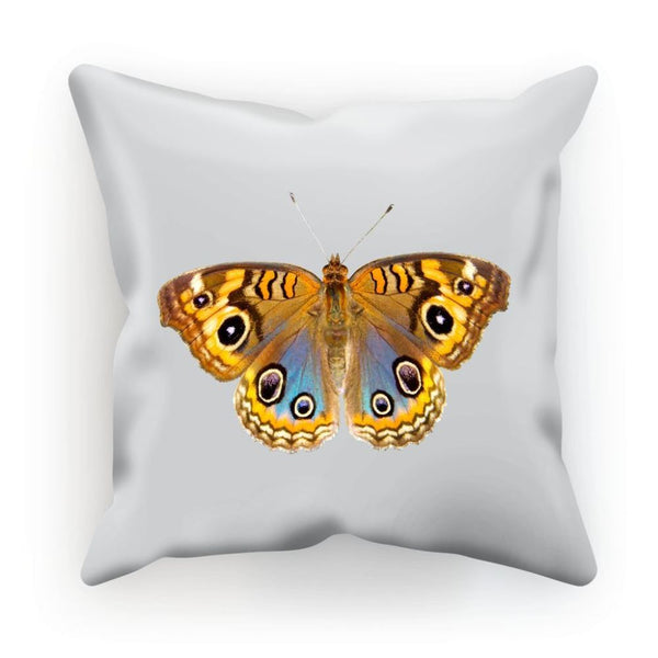 Eight Eyes Butterfly Cushion Linen / 12X12 Homeware