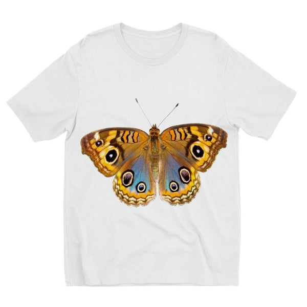 Eight Eyes Butterfly Kids Sublimation T-Shirt 3-4 Years Apparel