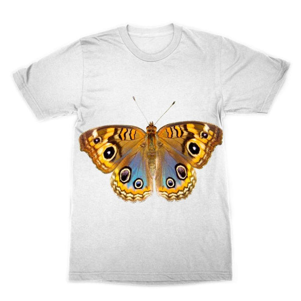 Eight Eyes Butterfly Sublimation T-Shirt Xs Apparel