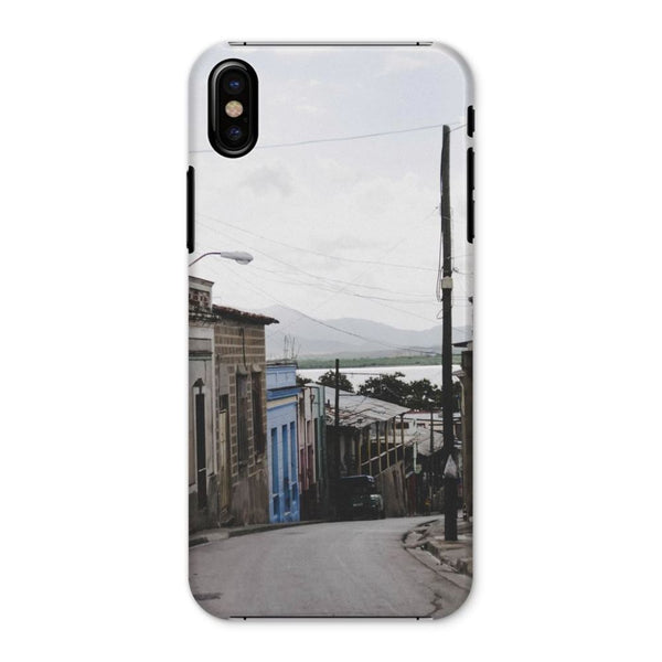 Empty Cuban Street Phone Case Iphone X / Snap Gloss & Tablet Cases