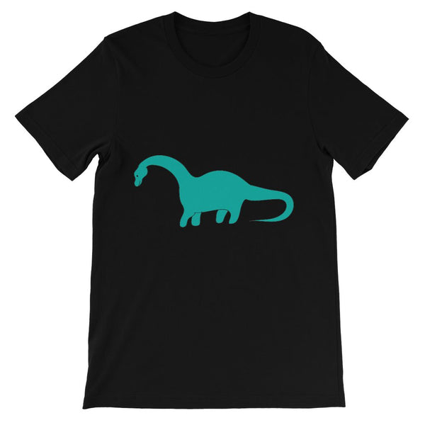 Aquamarine Dinosaur Kids' T-Shirt