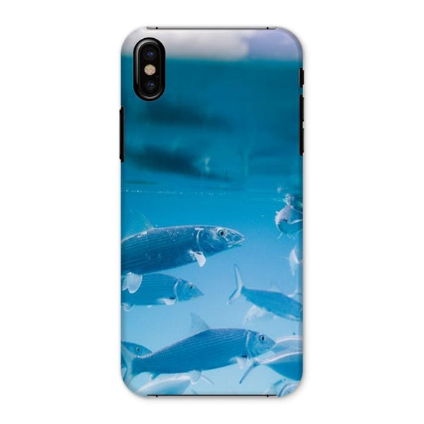 Fishes Under Water Phone Case Iphone X / Snap Gloss & Tablet Cases