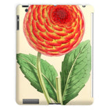 Floral Magazine 1869 Dahlia Tablet Case Ipad 2 3 4 Phone & Cases
