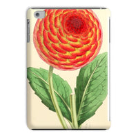 Floral Magazine 1869 Dahlia Tablet Case Ipad Mini 4 Phone & Cases
