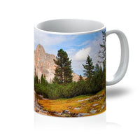 Flowing River With Sky Mug 11Oz Homeware
