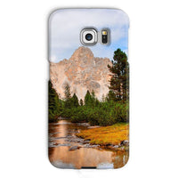 Flowing River With Sky Phone Case Galaxy S6 Edge / Snap Gloss & Tablet Cases