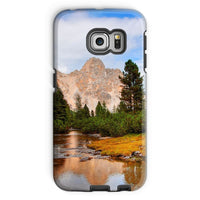 Flowing River With Sky Phone Case Galaxy S6 Edge / Tough Gloss & Tablet Cases