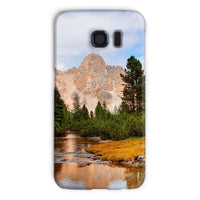 Flowing River With Sky Phone Case Galaxy S6 / Snap Gloss & Tablet Cases