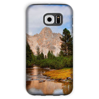Flowing River With Sky Phone Case Galaxy S6 / Tough Gloss & Tablet Cases