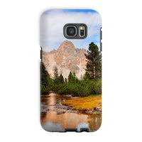Flowing River With Sky Phone Case Galaxy S7 Edge / Tough Gloss & Tablet Cases