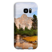 Flowing River With Sky Phone Case Galaxy S7 / Snap Gloss & Tablet Cases