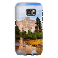Flowing River With Sky Phone Case Galaxy S7 / Tough Gloss & Tablet Cases