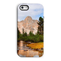 Flowing River With Sky Phone Case Iphone 5/5S / Tough Gloss & Tablet Cases