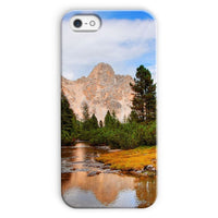 Flowing River With Sky Phone Case Iphone 5C / Snap Gloss & Tablet Cases