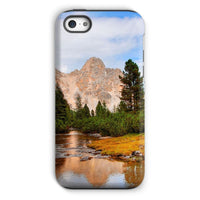 Flowing River With Sky Phone Case Iphone 5C / Tough Gloss & Tablet Cases