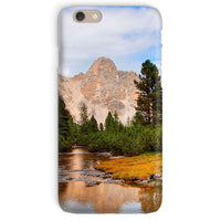 Flowing River With Sky Phone Case Iphone 6 / Snap Gloss & Tablet Cases