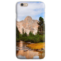 Flowing River With Sky Phone Case Iphone 6S / Snap Gloss & Tablet Cases