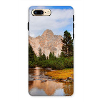 Flowing River With Sky Phone Case Iphone 7 Plus / Tough Gloss & Tablet Cases