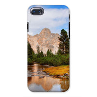 Flowing River With Sky Phone Case Iphone 8 / Tough Gloss & Tablet Cases