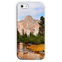 Flowing River With Sky Phone Case Iphone Se / Snap Gloss & Tablet Cases