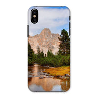 Flowing River With Sky Phone Case Iphone X / Snap Gloss & Tablet Cases