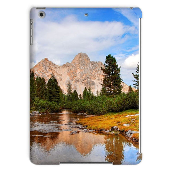 Flowing River With Sky Tablet Case Ipad Air Phone & Cases