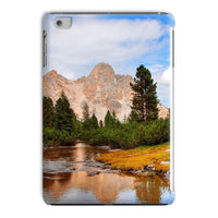 Flowing River With Sky Tablet Case Ipad Mini 4 Phone & Cases