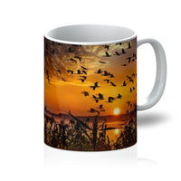 Flying Birds In The Sky Mug 11Oz Homeware