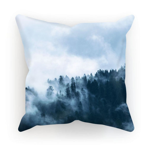 Fog In The Sky Cushion Linen / 12X12 Homeware