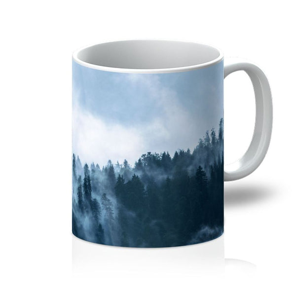Fog In The Sky Mug 11Oz Homeware