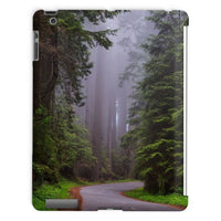 Foggy Redwood National Park Tablet Case Ipad 2 3 4 Phone & Cases