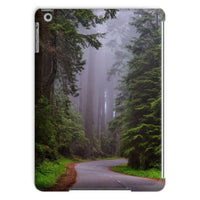 Foggy Redwood National Park Tablet Case Ipad Air Phone & Cases