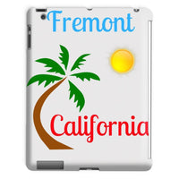Fremont California Palm Sun Tablet Case Ipad 2 3 4 Phone & Cases