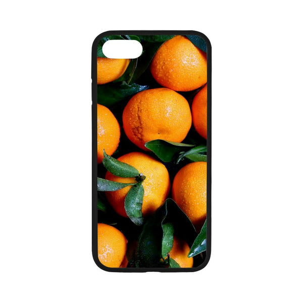 Fresh Oranges Iphone 7 4.7 Case Rubber