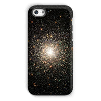 Galaxy Surrounded With Stars Phone Case Iphone 5C / Tough Gloss & Tablet Cases
