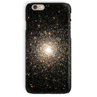 Galaxy Surrounded With Stars Phone Case Iphone 6 / Snap Gloss & Tablet Cases