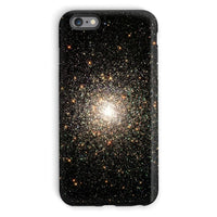 Galaxy Surrounded With Stars Phone Case Iphone 6S Plus / Tough Gloss & Tablet Cases