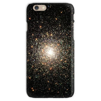 Galaxy Surrounded With Stars Phone Case Iphone 6S / Snap Gloss & Tablet Cases