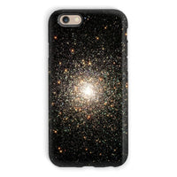 Galaxy Surrounded With Stars Phone Case Iphone 6S / Tough Gloss & Tablet Cases
