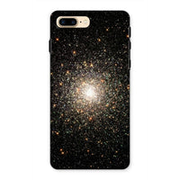 Galaxy Surrounded With Stars Phone Case Iphone 7 Plus / Tough Gloss & Tablet Cases